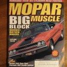 Mopar Muscle magazine November 2001, 1970 Plymouth GTX 440, Demon carbs, 9 second Neon