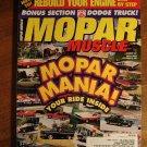 Mopar Muscle magazine October 1997, engine rebuild, Mopar mania - reader's rides, Dodge trucks