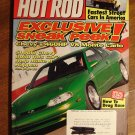 Hot Rod magazine February 1996, 460HP Monte Carlo, Fastest street cars, Drag race how to