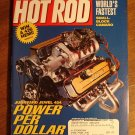 Hot Rod magazine October 2001, 50 years of the Hemi, junkyard jewel 454, Fastest SBC Camaro
