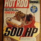 Hot Rod magazine August 2001, 427 SBC, 500HP crate engines, affordable engine tools