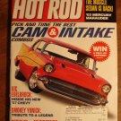 Hot Rod magazine November 2001, Cam & intake combos, 2003 Mercury Marauder, Smokey Yunick