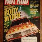 Hot Rod magazine September 2000, DIY body work, 2001 Chevy Corvette, Holley 780 CFM carbs