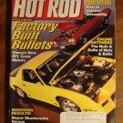 Hot Rod magazine November 2000, TPI fix, engine fasteners, Chevy crate engines, 11 sec Valiant