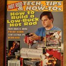 Hot Rod magazine 1999, Tech, tips & how-to's, low buck rods, electrical hints, cams, rear gears