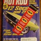 Hot Rod magazine March 2001 (B), Bigger brakes, EFI upgrades, 12 seconds & 20 MPG