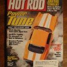 Hot Rod magazine December 2000, Junkyard tech, power tuning, Camaro LS1 1971 vs 2001