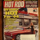 Hot Rod magazine December 1993, engine swaps, 1949 Mercury street rod, tools, trends