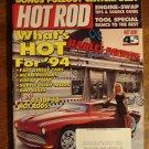 Hot Rod magazine December 1993, engine swaps, 1949 Mercury street rod, tools, trends