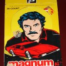 1983 Donruss Magnum P.I. empty trading card wax box