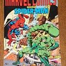 Marvel Comics Presents Spider-man MINI comic book (spiderman) w/ The Scorpion
