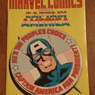 Marvel Comics Presents Captain America MINI comic book