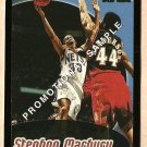 1999 - 2000 Skybox Apex promo promotional basketball card #2 Stephon Marbury NM/M