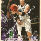 1999 - 2000 Fleer Ultra promo promotional basketball card #64 Keith Van Horn NM/M