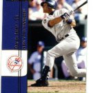 2002 Fleer Maximum promo promotional baseball card #2 Derek Jeter NM/M