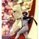 2000 Topps Gold Label promo promotional baseball card #PP1 - PP3 set of 3 Derek Jeter Holofoil