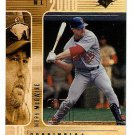 2000 Upper Deck SPX promo promotional baseball card #1 Mark McGwire Holofoil
