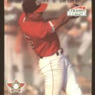 1999 Team Best promo promotional baseball card Alex Escobar NM/M