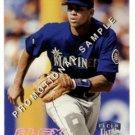 2000 Fleer Ultra promo promotional baseball card #1 Alex Rodriguez Arod NM/M