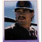 Undated Stars promo promotional baseball card Benito Santiago NM/M