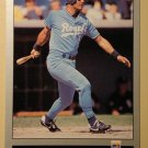 1992 Leaf Previews promo promotional baseball card #19 George Brett EX condition
