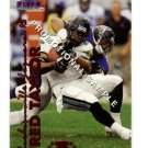 1999 Fleer Tradition promo promotional football card #6 Fred Taylor NM/M