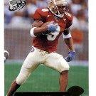 2000 Press Pass promo promotional football card #1 of 1 Peter Warrick NM/M