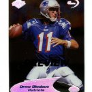 1998 Collector's Edge promo promotional football card Quarter 4 Drew Bledsoe  NM/M