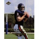 1999 Collector's Edge promo promotional football card CM Cade McNown NM/M