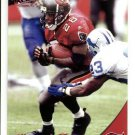 1999 Pacific promo promotional football card Warrick Dunn NM/M