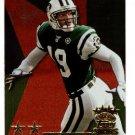 1999 Topps Stars promo promotional football card 4 cards Warrick Dunn Jake Plummer, more