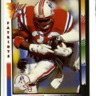 1999 Wild Card promo promotional football card #P-12 Leonard Russell NM/M