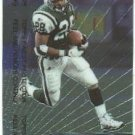 1999 Topps Finest promo promotional football card #PP5 unpeeled  Curtis Martin NM/M