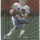 1999 Topps Finest promo promotional football card #PP1 unpeeled Charlie Batch NM/M