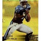 2000 Collector's Edge promo promotional football card #EG Eddie George NM/M
