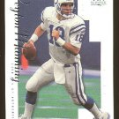 2000 Upper Deck SP Authentic promo promotional football card #PM Peyton Manning NM/M