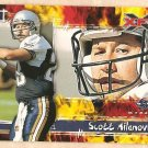 2001 Topps XFL promo promotional football card #P1 Scott Milanovich NM/M