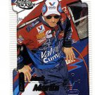 2000 Press Pass Trackside promo promotional racing card #1/1 Mark Martin NM/M Nascar