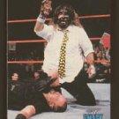 1999 Comics Images promo promotional wrestling card WWF World Wrestling Federation Smackdown