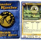 2000 Tecmo promo promotional card Monster Rancher CCG Card game - Suezo #4