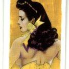 2002 Comic Images promo promotional card Olivia Metamorphosis P1 & P2 NM/M