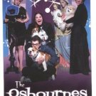 2002 Inkworks promo promotional card The Osbournes TV show Ozzy & Sharon