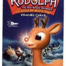 2001 Dart promo promotional card Rudolph The Red-Nosed Reindeer - Island of Misfit Toys