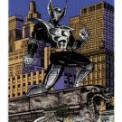 Advance Comics promo promotional card ShadowHawk by Image Comics