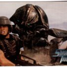 1997 Inkworks promo promotional card Starship Troopers movie NM/M P1