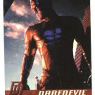 2002 Topps promo promotional card Daredevil movie P2 Ben Affleck Jennifer Garner NM/M