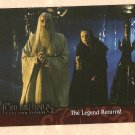 2002 Topps promo promotional card Lord of the Rings The Two Towers movie NM/M P1