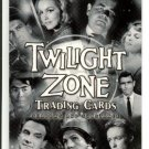 2002 Rittenhouse Archives promo card Twilight Zone: Shadows & Substance P1 NM/M