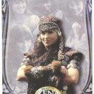 2002 Rittenhouse Archives promo card Xena Warrior Princess TV show Beauty & Brawn P1 NM/M