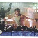 2003 Topps promo promotional card X-Men Movie II X2 Wolverine Hugh Jackman NM/M P1